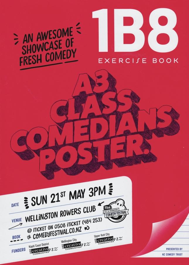 1244 - Class Comedians WGN A3_ac1